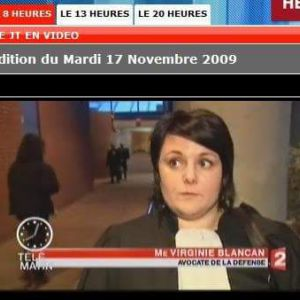 Virginie BLANCAN sur must-av