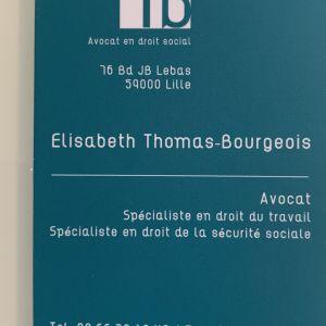 Elisabeth THOMAS BOURGEOIS sur must-av